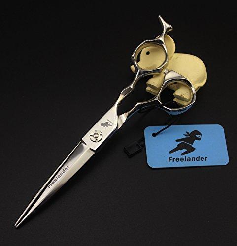 Professional 6 inch Japan Hair Cutting Shears Scissors Barber Cut Hair Scissors Set Hairdressing Scissors Hair Salon Tools 440c 9cr13 For Barber Or Home Use