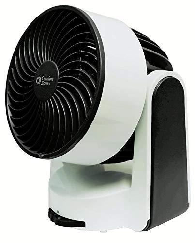 Comfort Zone 5 inch Personal Fan
