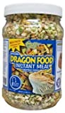 San Francisco Bay Brand SSF71965 Bulk Healthy Herp Dragon Food Juvenile Instant Meal, 3.9-Ounce
