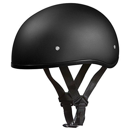 Motorcycle Skull Cap Helmet - 4