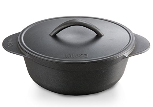 used cast iron dutch oven - 6