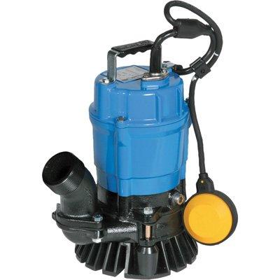 Tsurumi Automatic Sand/Trash Pump - 2in. Port, 3000 GPH, 1/2 HP, Model# HSZ2.4S-62