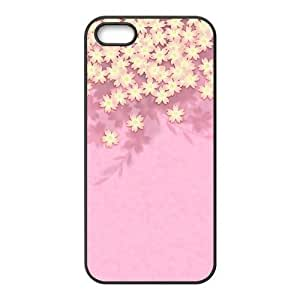 glam pink cute flowers personalized creative custom protective phone Ipod Touch 4