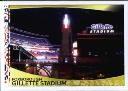 2016 Copa America Centenario #8 Gillette Stadium Soccer Sticker