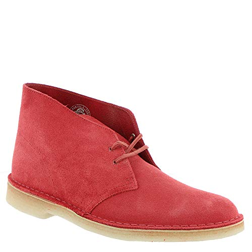 Hombres Clarks Desert Clay Boot Suede gTPq6OH