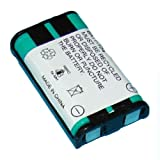 Panasonic HHR-P104 Cordless Phone Battery 3.6 Volt, Ni-MH 830mAh - Replacement For PANASONIC HHR-P104 Cordless Phone Battery