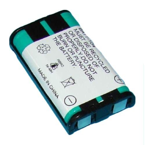 Panasonic TYPE 29 Cordless Phone Battery 3.6 Volt, Ni-MH 830mAh - Replacement For PANASONIC HHR-P104 Cordless Phone Battery