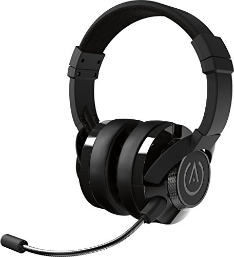(PowerA Fusion Wired Stereo Gaming Headset with MIc for PlayStation 4, Xbox One, Xbox One X, Xbox One S, Xbox 360, Nintendo Switch, PC, Mac, VR, Android, and IOS - Black)