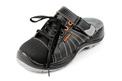 Eurotruck black mamba chaussures de sécurité sB aE sRC