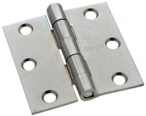 Stanley Hardware S751-465 CD804 Loose Pin Utility Hinge in Zinc plated (Plated Loose Pin Hinges)