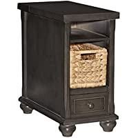 Powell D1038A16 Hudson End Table