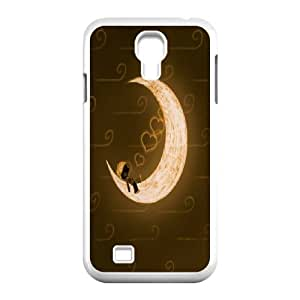 Samsung Galaxy S4 I9500 Phone Case Devil On The Moon H8U7768891
