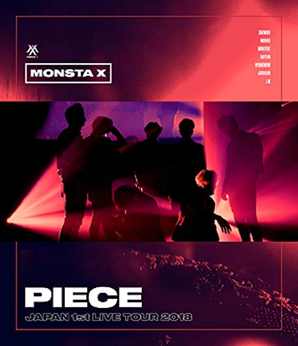 MONSTA X,JAPAN 1st LIVE TOUR 2018'PIECE' [Blu-ray]