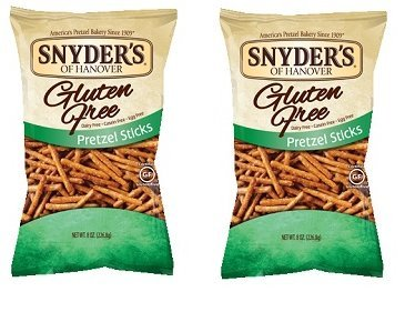 Snyder's of Hanover Gluten Free Pretzel Sticks - 8 oz - 2 pk