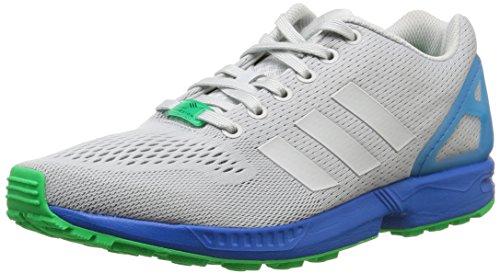 Adidas Herren Zx Flux Baskets Mehrfarbig (gris Clair / Gris Royal Clair)