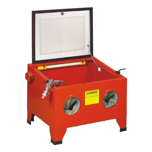 OEMTOOLS 24815 Bench Top Abrasive Blast Cabinet