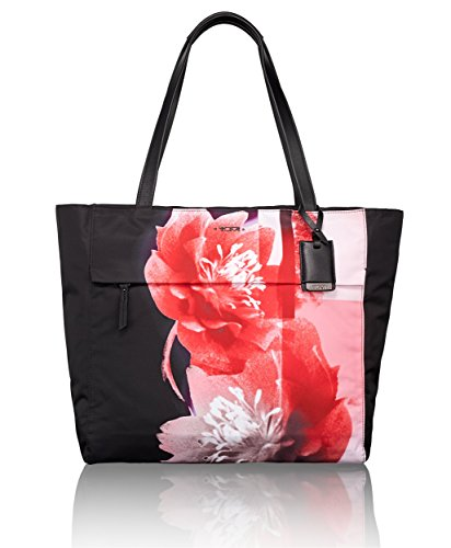 Tumi Women's Voyageur M-Tote Cross Body Bag, Gallery Floral, One Size