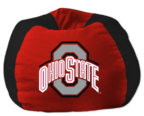 College NCAA Bean Bag Chair NCAA Team: Ohio (Ncaa Bean Bag Chair)