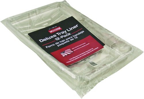 Wooster Brush BR496-11 Deluxe Tray Liner, 12-Pack, 11-Inch by Wooster Brush