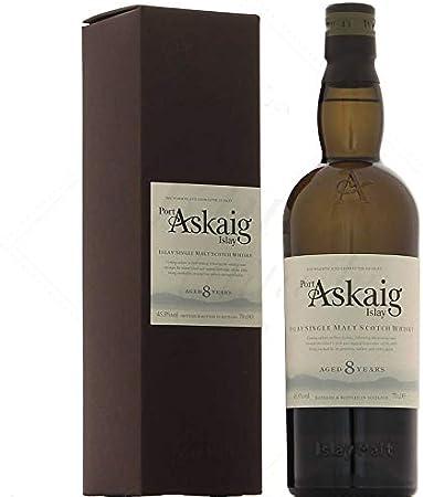 Port Askaig Port Askaig Islay 8 Years Old Islay Single Malt Scotch Whisky 45,8% Vol. 0,7L In Giftbox - 700 ml