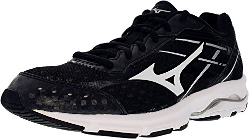 2 Volleyball Shoe (Mizuno Men's Wave Unite 2 Training Shoe,Black/White,11.5 M US)
