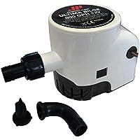 JOHNSON PUMP Johnson Pump Ultima Bilge 800 GPH 3/4 Hose Dura Ports / 32-47259-003 /
