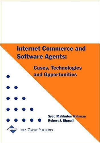 E commerce livingpdfs book archive by syed mahbubhur rahman robert j bignall fandeluxe Choice Image