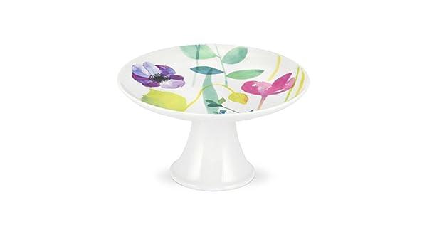 Portmeirion - Soporte Expositor para repostería, diseño Floral ...