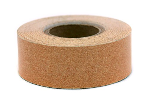 - ChromaLabel 1 inch Color-Code Labeling Tape | 500 inch Roll (Copper)