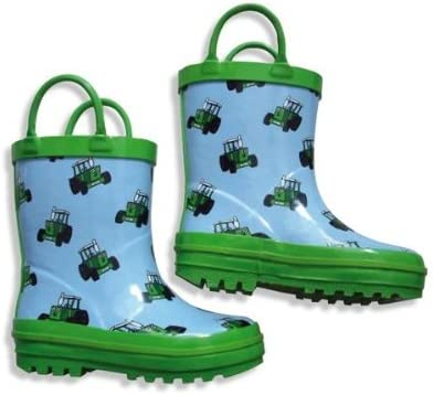 Tractor Ted Wellies - Size 7: Amazon.co