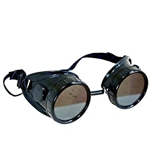 Black Welding Cup Goggles – 50mm Eye Cup