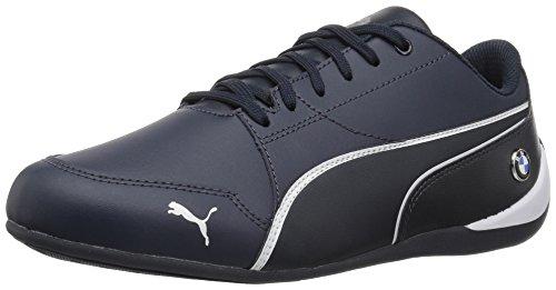PUMA Kids' Bmw MS Drift Cat 7 Sneaker,Team Blue/Team Blue,5.5 M US Big Kid ()
