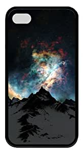 iphone 4 case sell cover Skyviews 9 TPU Black for Apple iPhone 4/4S