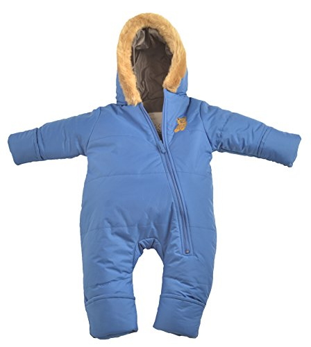 Arctix Infant Bunting Snow Suit, Blue, 3/6 Months