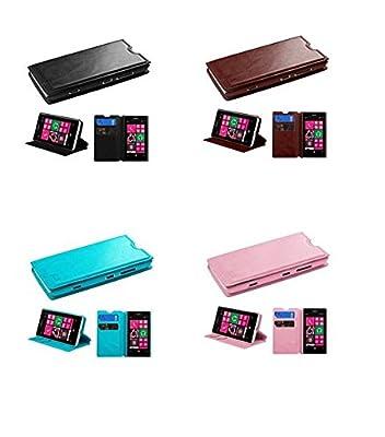 MYBAT MyJacket Wallet with Tray for Nokia Lumia 521 - Retail-Packaging - Black from MYBAT