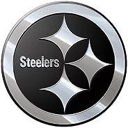 Pittsburgh Steelers Heavy-Duty Metal Auto Emblem