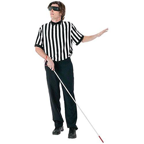 Blind Referee EZ Guy Costume Adult Costume -