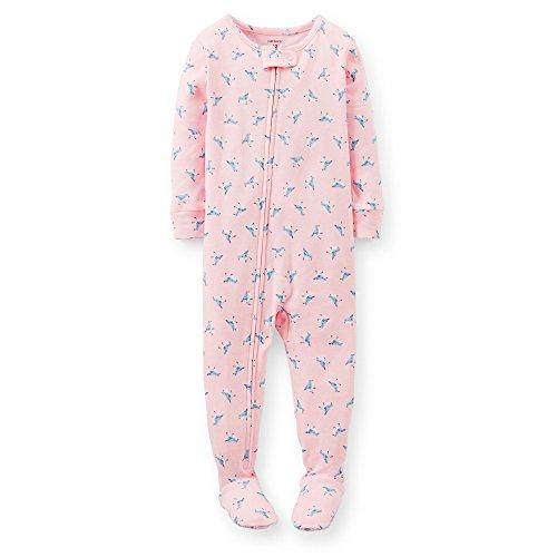 Carter's Toddler-girls Snug Fit Cotton Pajamas (Bird)