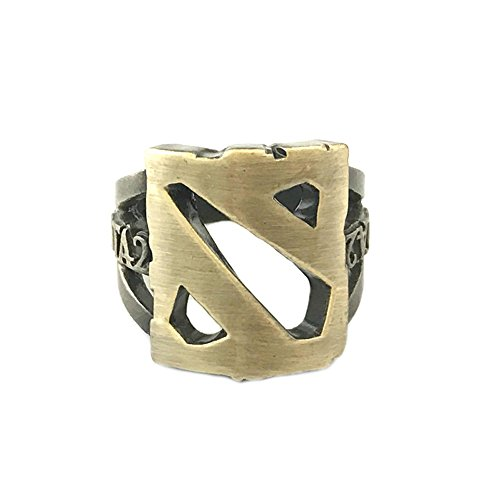 Dota 2 Game Costume Cosplay Size 9 Ring w/Gift Box by Superheores