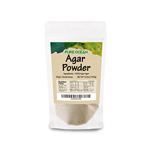 Agar Powder 100g(3.53oz) Vegetable Gelatin Dietary Fiber