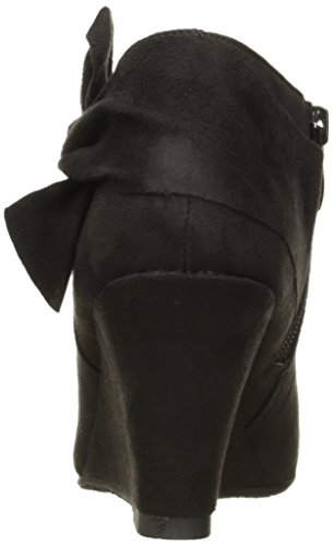 CL by Chinese Laundry Women's Vivid Ankle Bootie Black Suede 2014 new nt0gEuobmd