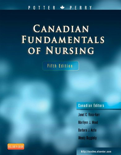 Canadian Fundamentals of Nursing (5th Ed.)