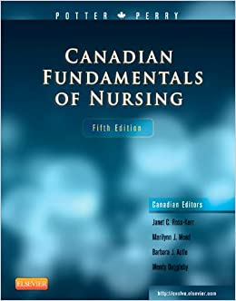 Canadian Fundamentals Of Nursing Pdf