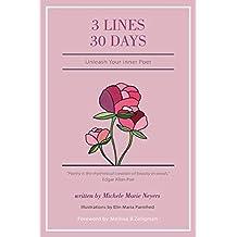 3 Lines 30 Days: Unleash Your Inner Poet