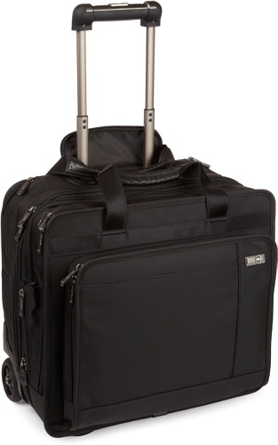 Victorinox Luggage Architecture 3.0 Rolling Trevi Laptop Brief, Black, One Size by Victorinox