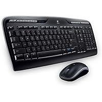 Wireless Desktop MK320 Keyboard and Mouse by LOGITECH