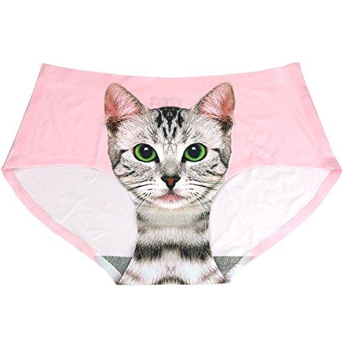 289642500 Best Value · iKingsky Seamless Pussycat Anti exposure Underwear product  image