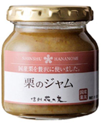 Domestic fruit jam chestnut jam 155g by Flower of the real