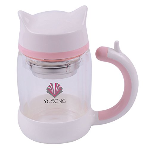 YUSONG Teapot Insulated Strainer Christmas product image