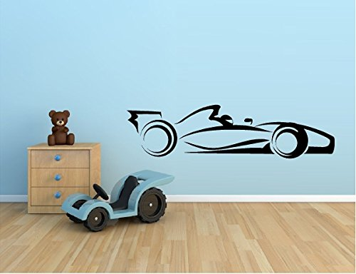 RACING NASCAR VINYL DECAL STICKER product image